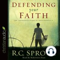 Defending Your Faith
