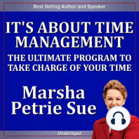 It's About Time Management