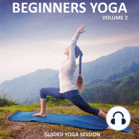 Beginners Yoga Vol 2