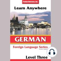 German Level 3
