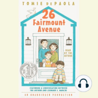 26 Fairmount Avenue, Book 3