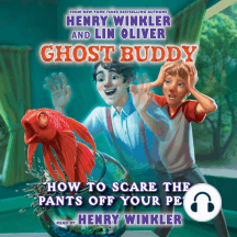Ghost Buddy: How to Scare the Pants off Your Pets