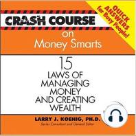 Crash Course on Money Smarts