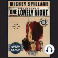 One Lonely Night