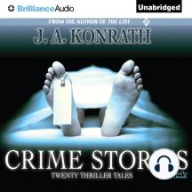 Crime Stories: Twenty Thriller Tales