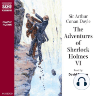 The Adventures of Sherlock Holmes – Volume VI