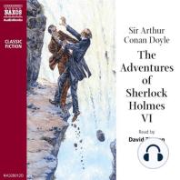 The Adventures of Sherlock Holmes – Volume VI