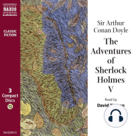 The Adventures of Sherlock Holmes – Volume V