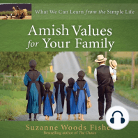 Amish Values for Your Family