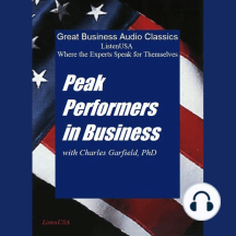 Peak Performance in Business