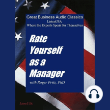 Rate Yourself as a Manager