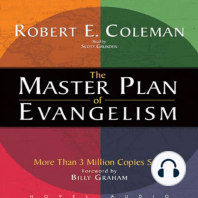 The Master Plan of Evangelism