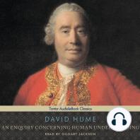 An Enquiry Concerning Human Understanding