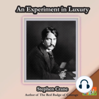 An Experiment in Luxury: A Stephen Crane Story