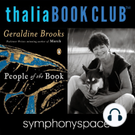 Geraldine Brooks' People of the Book
