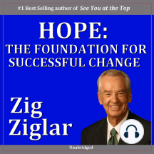 Hope: The Foundation for Successful Change