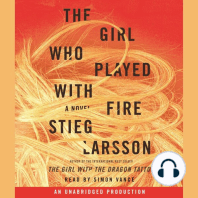 The Girl Who Played with Fire: Millennium