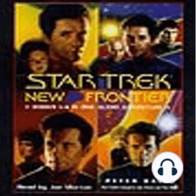 Star Trek: New Frontier: House of Cards   Into the Void   The Two-Front War   End Game
