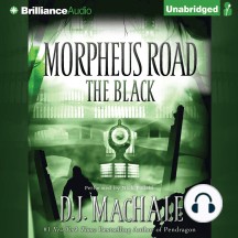 The Black: Morpheus Road Trilogy