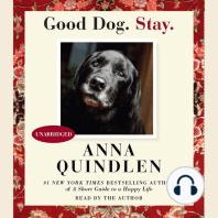 Good Dog. Stay.