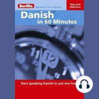 Danish in 60 Minutes: Start speaking Danish in just one hour
