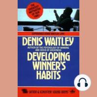 Developing Winner Habits