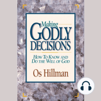 Making Godly Decisions