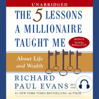 Five Lesson a Millionaire Taught Me