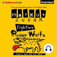 Fighting Ruben Wolfe
