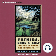 Fathers, Sons and Golf