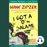 Hank Zipzer #2