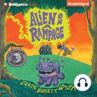 Alien On A Rampage