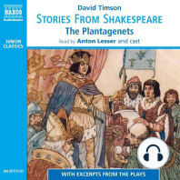 Stories from Shakespeare – The Plantagenets