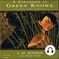 A Stranger at Green Knowe