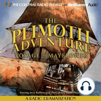 The Plimoth Adventure - Voyage of Mayflower