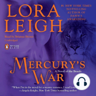 Mercury's War