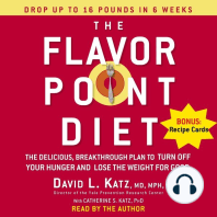 The Flavor Point Diet