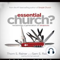 Essential Church?