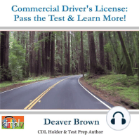 Commercial Driver's License