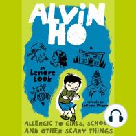 Alvin Ho, Book 1
