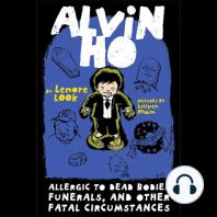 Alvin Ho, Book 4