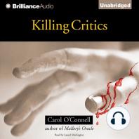 Killing Critics