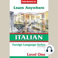 Italian Level 1