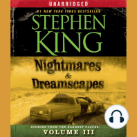 Nightmares & Dreamscapes, Volume III