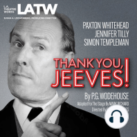 Thank You Jeeves