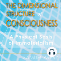 The Dimensional Structure of Consciousness