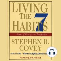 Living the 7 Habits