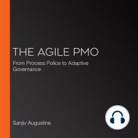 The Agile PMO: From Process Police to Adaptive Governance