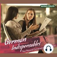 German Indispensables