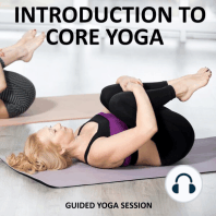 Intro to Core Yoga